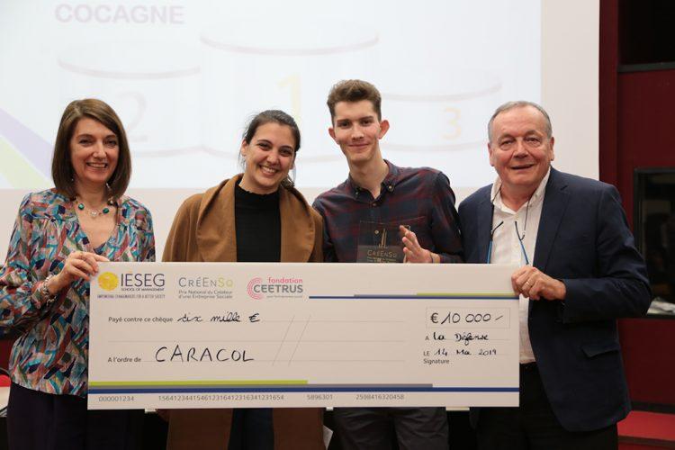 CRÉENSO - Prix 2019